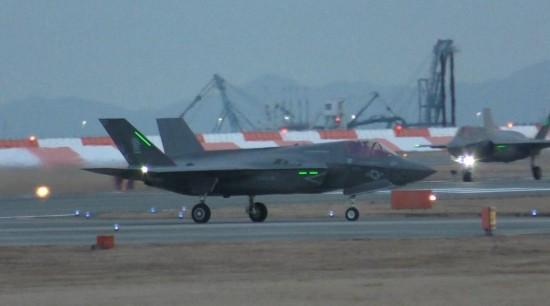 美媒:美日韩超百架F35隐形战机将扎堆东北亚