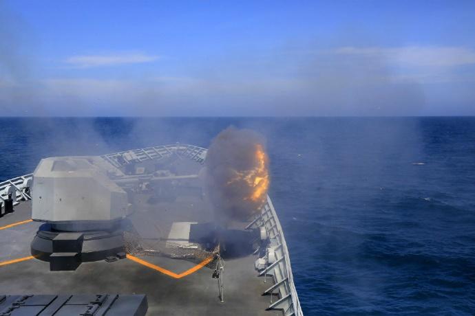 美国军人佩服中国士兵战斗力 称最好不要做敌人