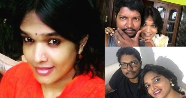 印度现首对变性夫妻:丈夫46岁女变男,妻子21岁男变女