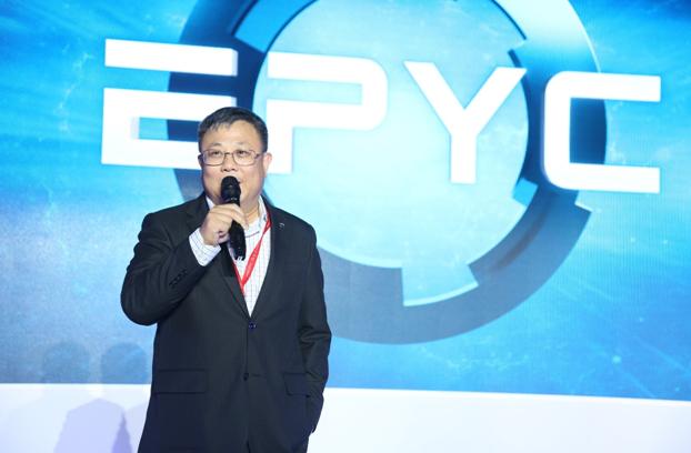 AMD扩展EPYC(霄龙)生态系统 腾讯京东将采用