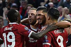 铁腰两球 红军总分6-3晋级欧冠