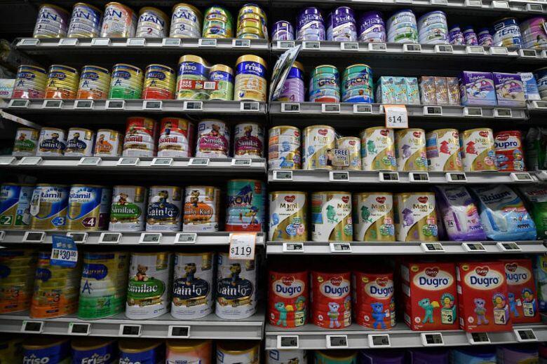 泰国为鼓励母乳喂养将管制婴幼儿配方奶粉广告