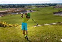 高尔夫从青少年开始