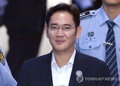 李在镕案一审将宣判 不许电视台直播禁止媒体拍摄
