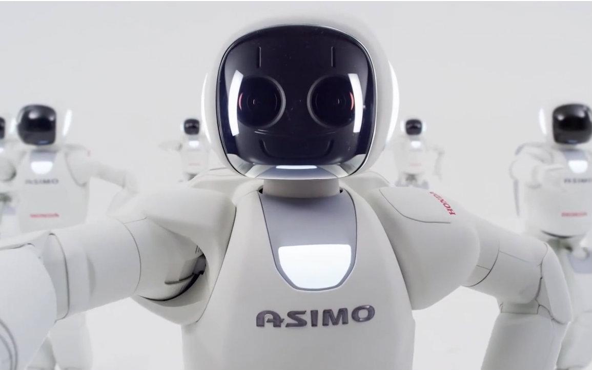 """美媒:日本人未对机器人表现焦虑或因""""阿童木"""""""