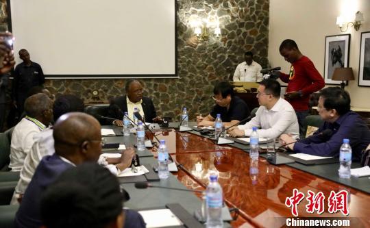坦桑尼亚旅游部长:明年或将开通坦中直航