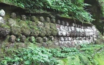 四川乐山摩崖石刻10颗佛头被盗 乡野文物为何屡遭窃?