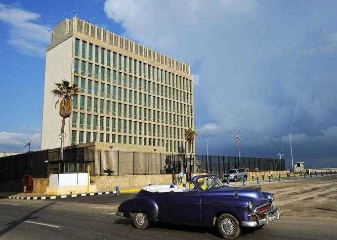 神秘事件?!彩票投注app称驻古巴使馆疑遭声波攻击