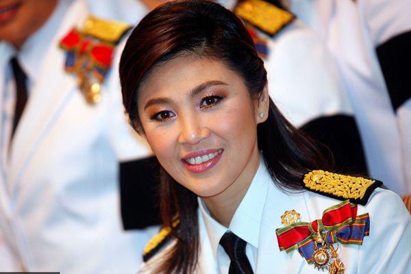 回顾泰国前美女总理英拉的跌宕人生
