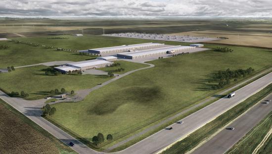 苹果建设新数据中心 实现100%可再生能源供电