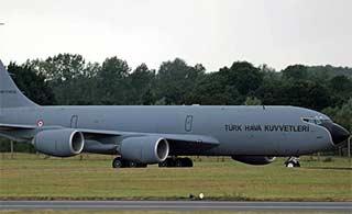 土耳其装备世界先进加油机