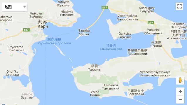 俄罗斯塔曼半岛一巴士沉入黑海 致至少12人丧生