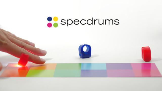 音乐与色彩结合 这个指环能将颜色转换成音乐