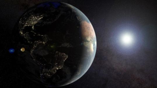 """地球""""15天黑夜""""传言再起!NASA尚未表态"""
