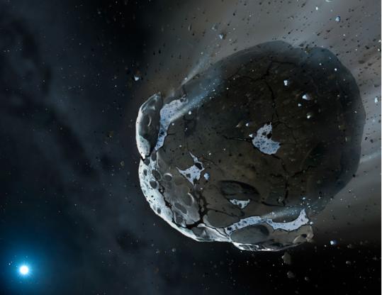 可怕!20年来最大的小行星即将飞掠地球