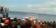 巴西发生沉船事故多人丧生