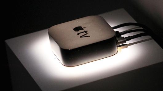外媒:苹果将于9月发布4k高清电视