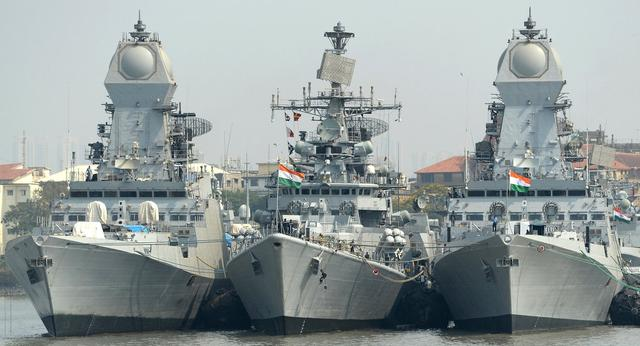 在后院对抗中国?印军悄悄收紧对印度洋控制