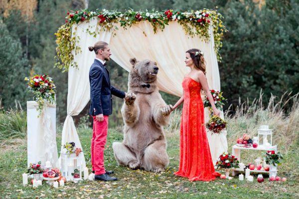 今天七夕,这样的婚礼才会与众不同
