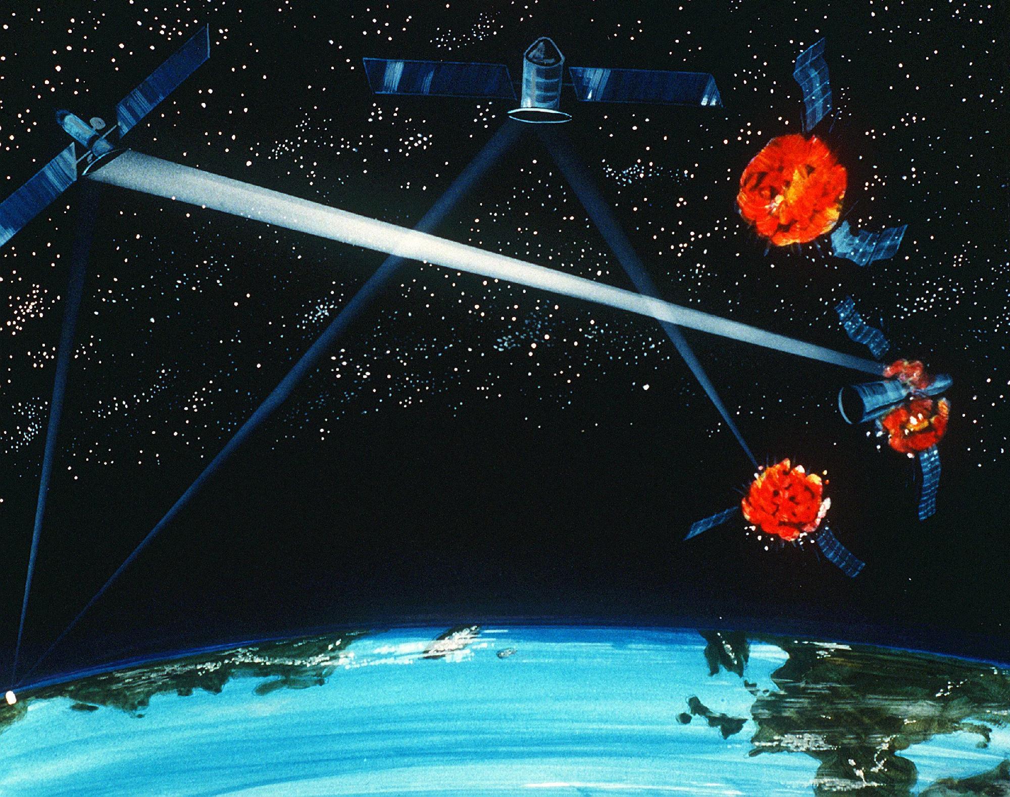 美媒炒作中俄寻求新型太空武器:欲借此对抗美国