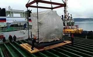 俄唯一航母大修2年后更换锅炉