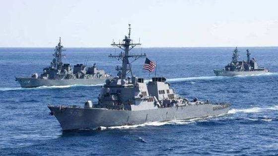 英媒:解开美军撞船事故谜团关键在一艘中国商船上
