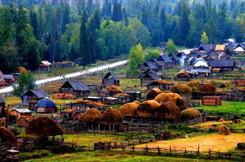 新疆喀纳斯景区多措并举还原古村落传统原始风貌