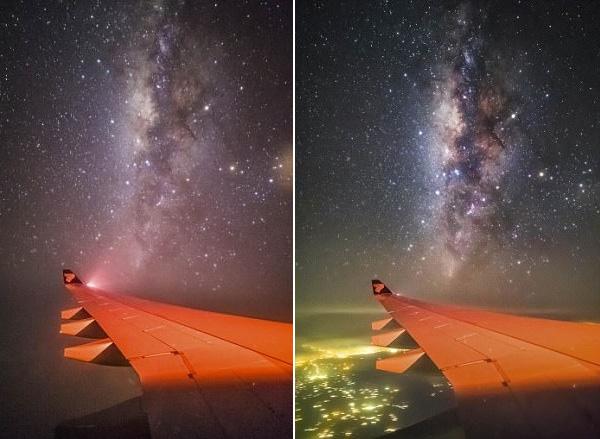 德画家晒银河系美照 真实性遭网友质疑