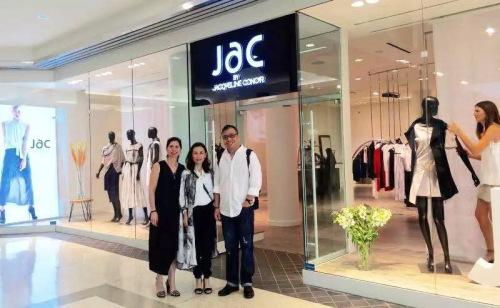 Rozemerie与中国朋友合伙成立服装品牌