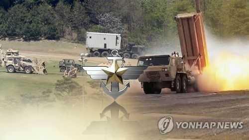 韩媒:气氛空前紧张!韩国或两周内部署萨德发射车