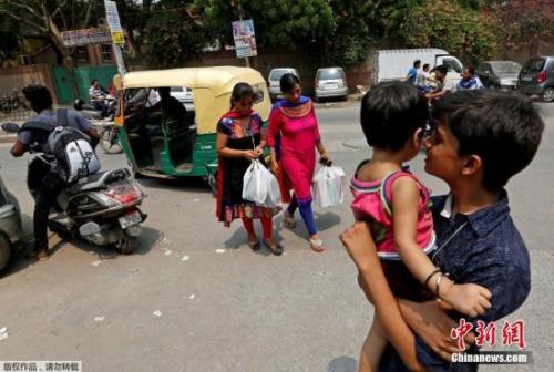 美媒:到2024年,印度将超中国成世界人口第一大国