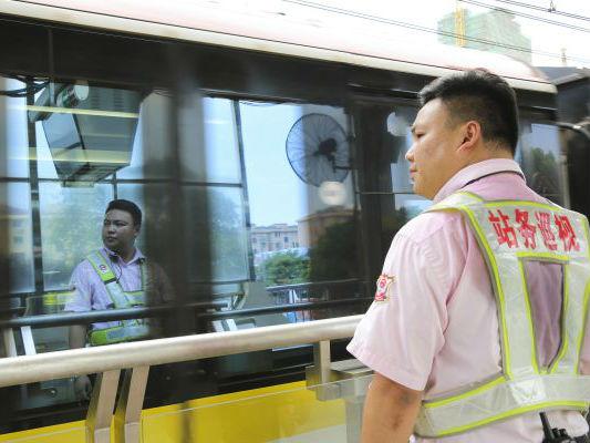 美媒:纽约地铁常延误 上海地铁整点率却在99.8%