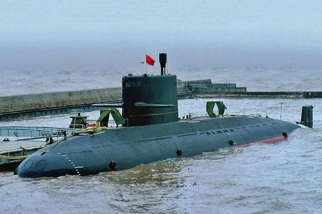 俄媒:中国突破水下探测技术 对手潜艇无处遁形