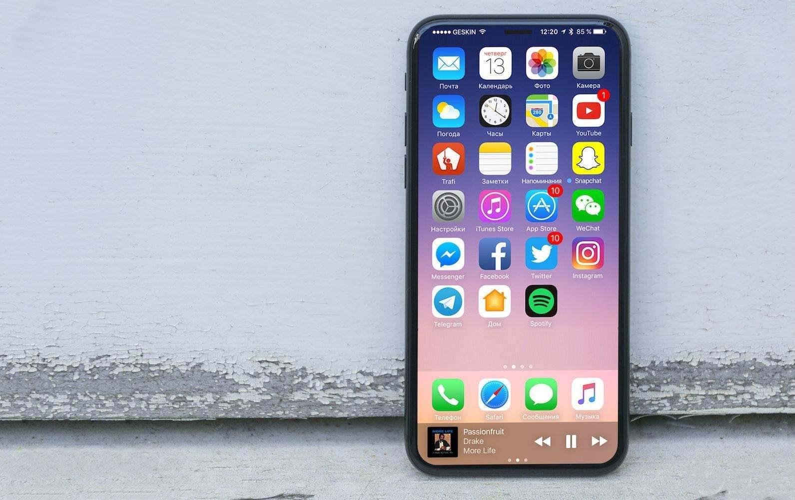 长续航又成浮云!苹果iPhone 8电池小到惊人