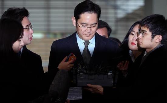 三星李在镕被监禁后不受影响 鼓励员工努力工作