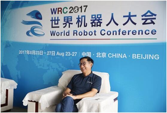 科沃斯钱东奇: 人工智能助推机器人未来发展