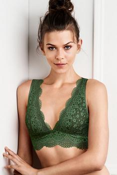 新西兰模特乔治娅·福勒写真