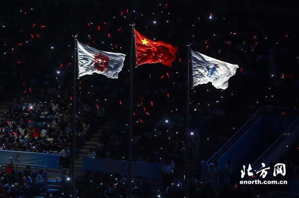 全运会开幕式恢弘浩荡 展全民风采 诉天津情怀