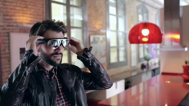 AR智能眼镜有望成为未来自动驾驶汽车标准配件