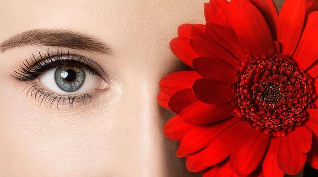 内双单眼皮小眼睛这样化眼妆,比双眼皮好看十倍
