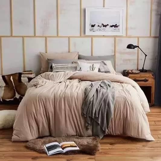 恋物志|这么舒服的床品,不裸睡都是浪费