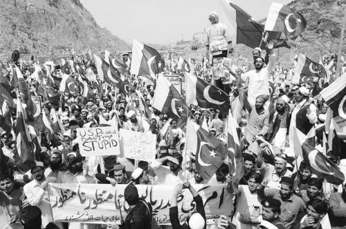 特朗普的指责激怒巴基斯坦 美担心中巴走的更近