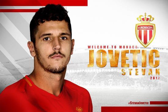 """摩纳哥宣布签下""""黑山梅西"""" 转会费1100万欧签4年"""