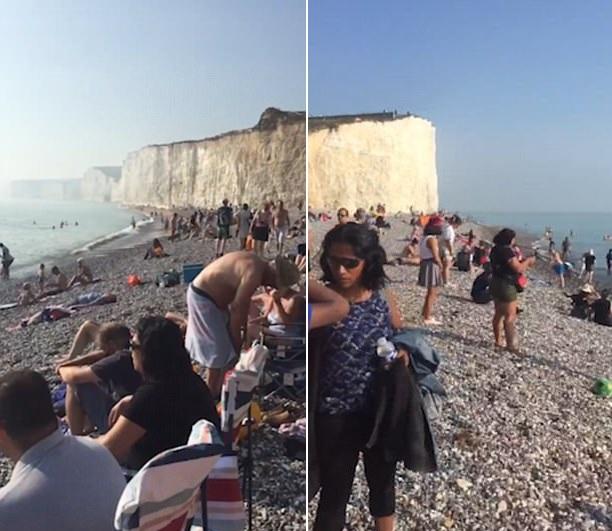 英海岸突现薄雾致200余人中毒 眼睛灼痛呼吸困难