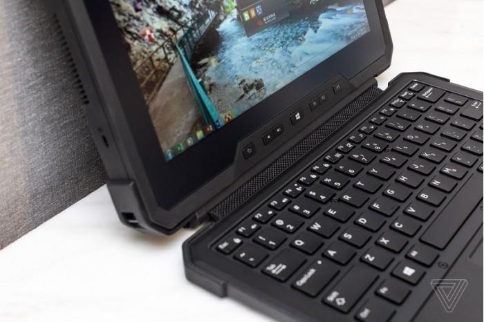 外观超硬朗!戴尔发布新型坚固平板电脑