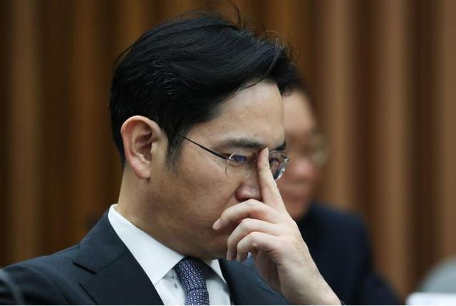 三星李在镕获刑5年判太轻?韩检方提起上诉求重判