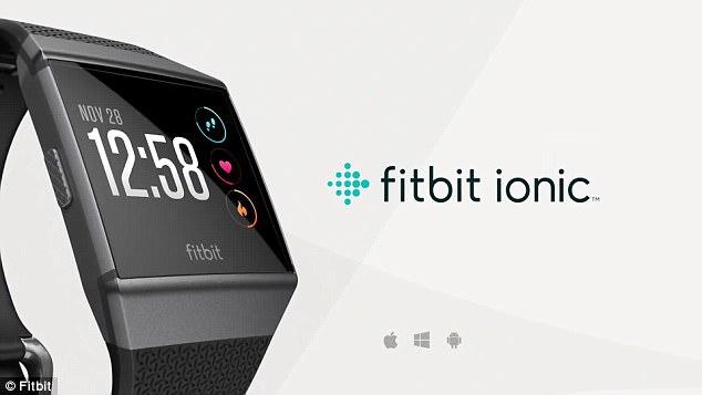 Fitbit打造首款智能手表  剑指Apple Watch