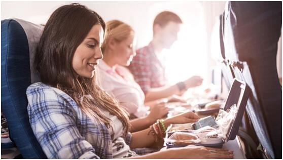 """英航空公司推""""心情食物"""" 或可缓乘客紧张感"""