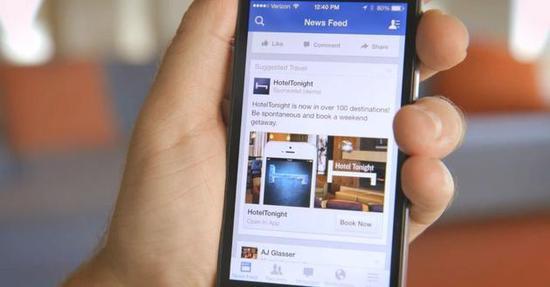 Facebook再出新招 屡次发布假新闻将禁止做广告