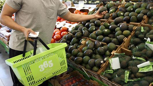 线上竞争愈加激烈?亚马逊上架数百种生鲜商品